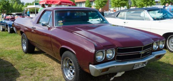 Billede af klassisk bil - Chevrolet El Camino